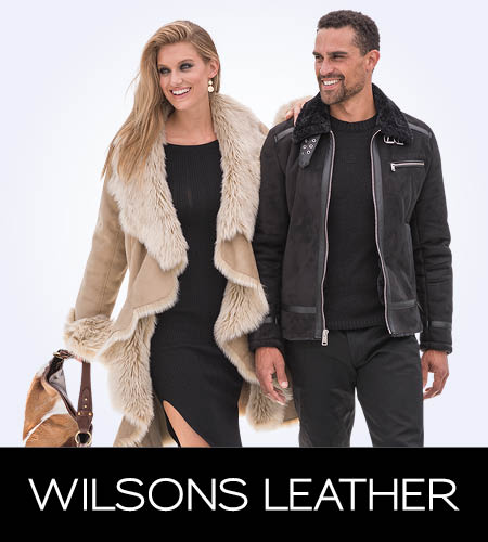 Wilsons Leather Holiday Sale!