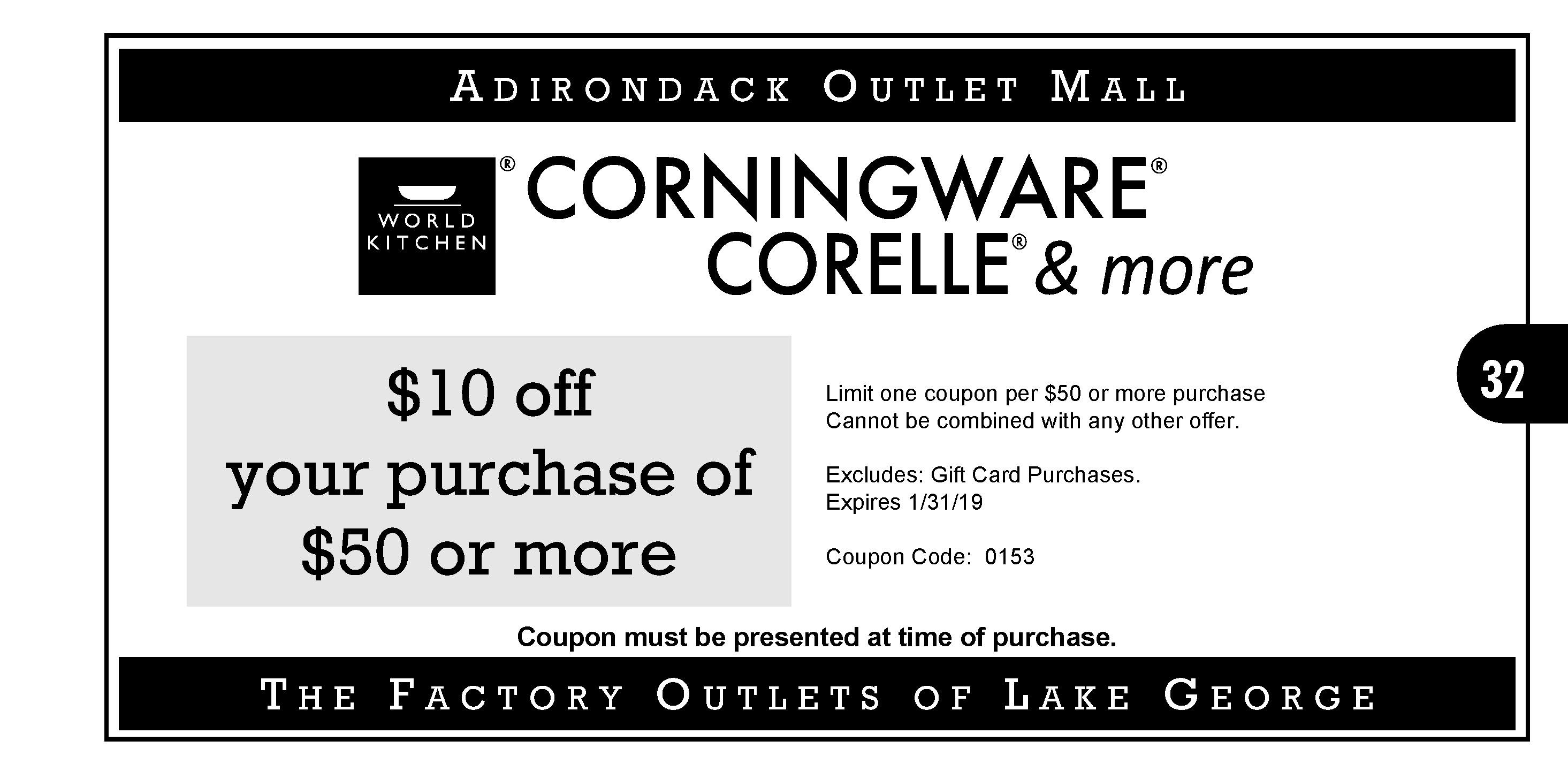 Corningware Corelle and More