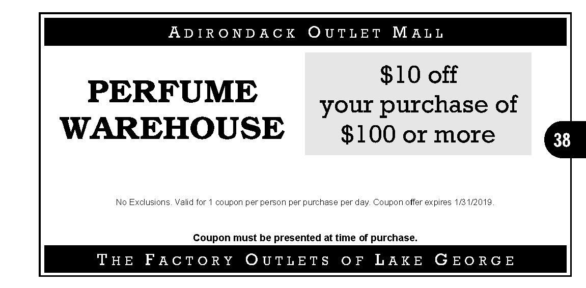 Perfume Warehouse