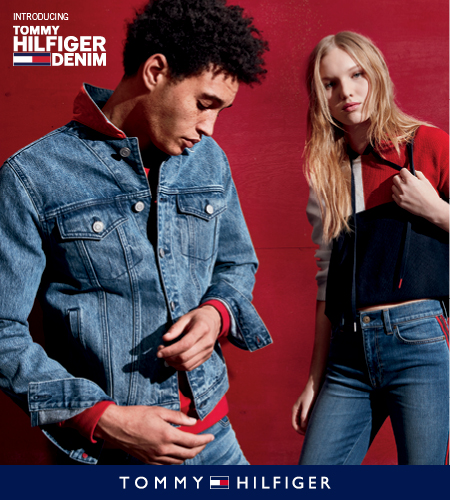 Tommy Hifiger - Denim