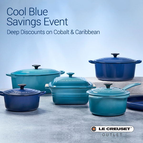 Cool Blue Savings Event