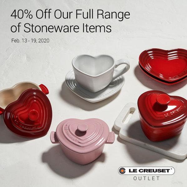 Stoneware sale!