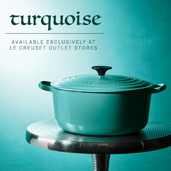Introducing Turquoise!