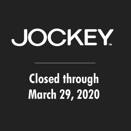Jockey Closed